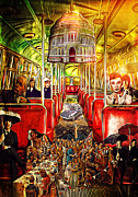 Sgt Peppers Metal Prints - A day in the life. Metal Print by Duncan Roberts