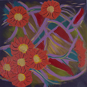 Kate Farrant - Abstract Garden