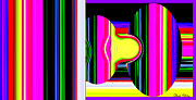 Chuck Staley Digital Art - Abstraction by Chuck Staley