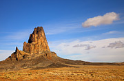 Scenic Landscape Prints - Agathia Peak Print by Mike  Dawson