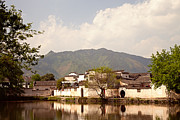 Fototrav Print - Ancient Chinese village of Hongcun China