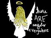 Karla Hafdahl - Angels Everywhere