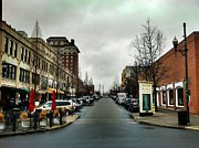 Asheville Prints - Asheville North Carolina Print by Janice Spivey