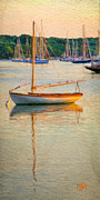 Sails Prints - At Rest Print by Michael Petrizzo