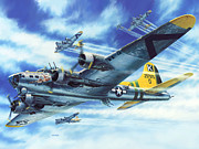 Stu Shepherd - B-17G Flying Fortress A Bit O Lace