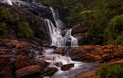 Jenny Rainbow - Bakers Fall II. Horton Plains National...