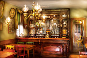 Barrel Prints - Bar - Bar and Tavern Print by Mike Savad