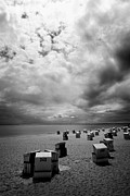 Marc Huebner - Beach Chairs - Sylt