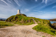 Adrian Evans - Beacon at Llanddwyn