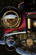 Antique Automobiles Posters - Beaming Poster by Luke Moore