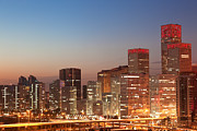 Fototrav Print - Beijing Central Business District...
