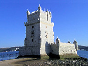 S Art - Belem Tower Lisbon Portugal II...