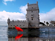 S Art - Belem Tower Lisbon Portugal IX...