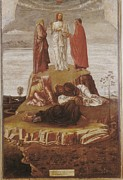 Christ Pictures Prints - Bellini, Giovanni 1430-1516 Print by Everett