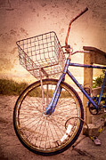 Debra and Dave Vanderlaan - Bicycle at the Beach
