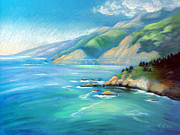 Bixby Bridge Originals - Big Sur Serenity by Karin  Leonard