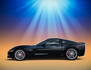 All - Black C6 by Douglas Pittman