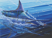 Carey Chen - Blue Marlin strike