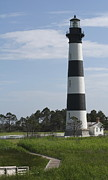 Seascape Photos - Bodie Light Uncaged 5 by Cathy Lindsey
