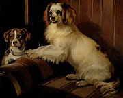 Sir Edwin Landseer - Bony and Var