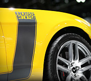 Gordon Dean II - Boss 302