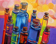 Julie Brugh Riffey - Bottled Rainbow