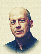 Bruce Originals - Bruce Willis by Marina Likholat