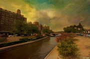 Liane Wright - Brush Creek Oil Painting Kansas City...