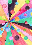 Simplistic Originals - Bubble Explosion by Amy Nelson