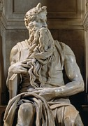 Holy Art Photo Prints - Buonarroti Michelangelo, Tomb Of Giulio Print by Everett