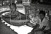 RicardMN Photography - Burmese mother and son