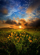 Geographic Prints - By the Dawns Early Light Print by Phil Koch