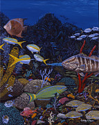 Carey Chen - Cayman Reef Re0022