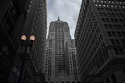 Chicago Board Of Trade Prints - Cbot Print by Ryan Scatenato