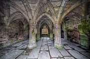 Adrian Evans - Chapter House Interior