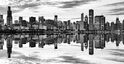 Donald Schwartz - Chicago Reflection Panorama