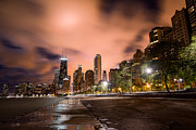 U.s.a. Originals - Chicago Skyline by Shawn Jackson