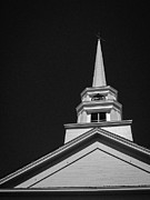 Edward Fielding - Church Steeple Stowe Vermont