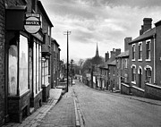 Window Signs Art - Church Street - Lye - 1960s by William R Hart