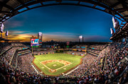 Phillies Photo Framed Prints - Citizens Bank Park Framed Print by JD Ollis