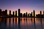 Fototrav Print - City Skyline Dubai at Dusk