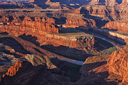 Errosion Framed Prints - Classic Dead Horse Point Sunrise Framed Print by Mark Kiver