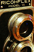 Wingsdomain Art and Photography - Classic Ricohflex Camera - 20130117 -...