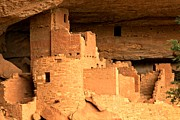 Mesa Verde Photos - Cliff Palace Tower by Adam Jewell