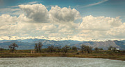 Colorado Front Range Photos - Colorado Front Range Rocky Mountains Panorama by James Bo Insogna