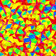 Toys Digital Art - Colourful Pattern by Hakon Soreide