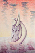 Jeanette Kabat - Crescent Moon Tower