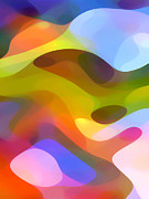 Abstract Movement Art - Dappled Light 5 by Amy Vangsgard