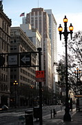 Wingsdomain Art and Photography - Daybreak Over San Francisco Market...