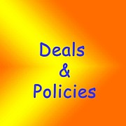 Business Jewelry - Deals and Policies by Dianne Brooks